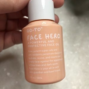 GO-TO Makeup - GO-TO Face Hero - A Powerful & Protective Face Oil